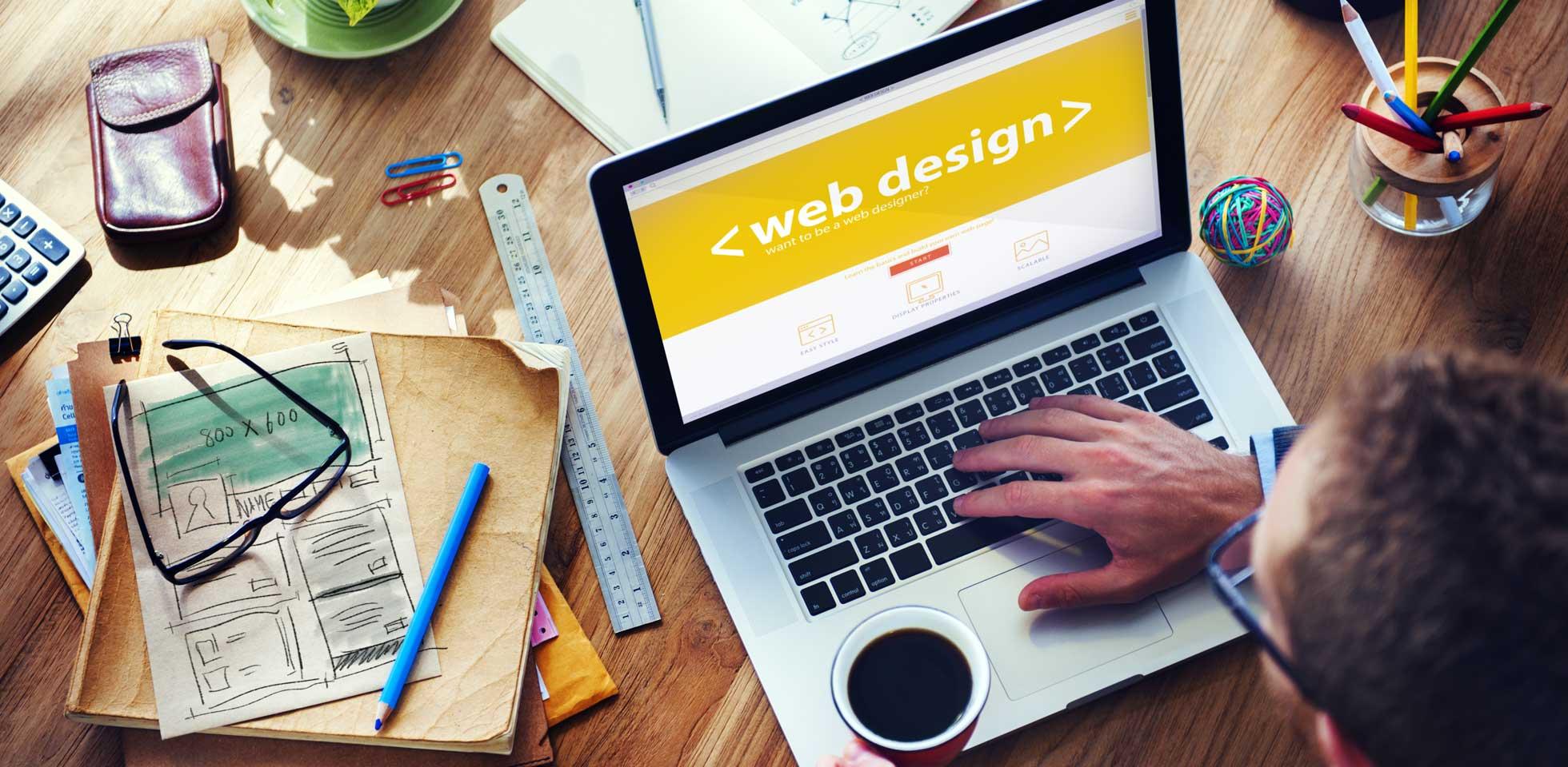 5 killer web design features that will skyrocket your online business - Website Design Depends on the Expertise of the Web Designer
